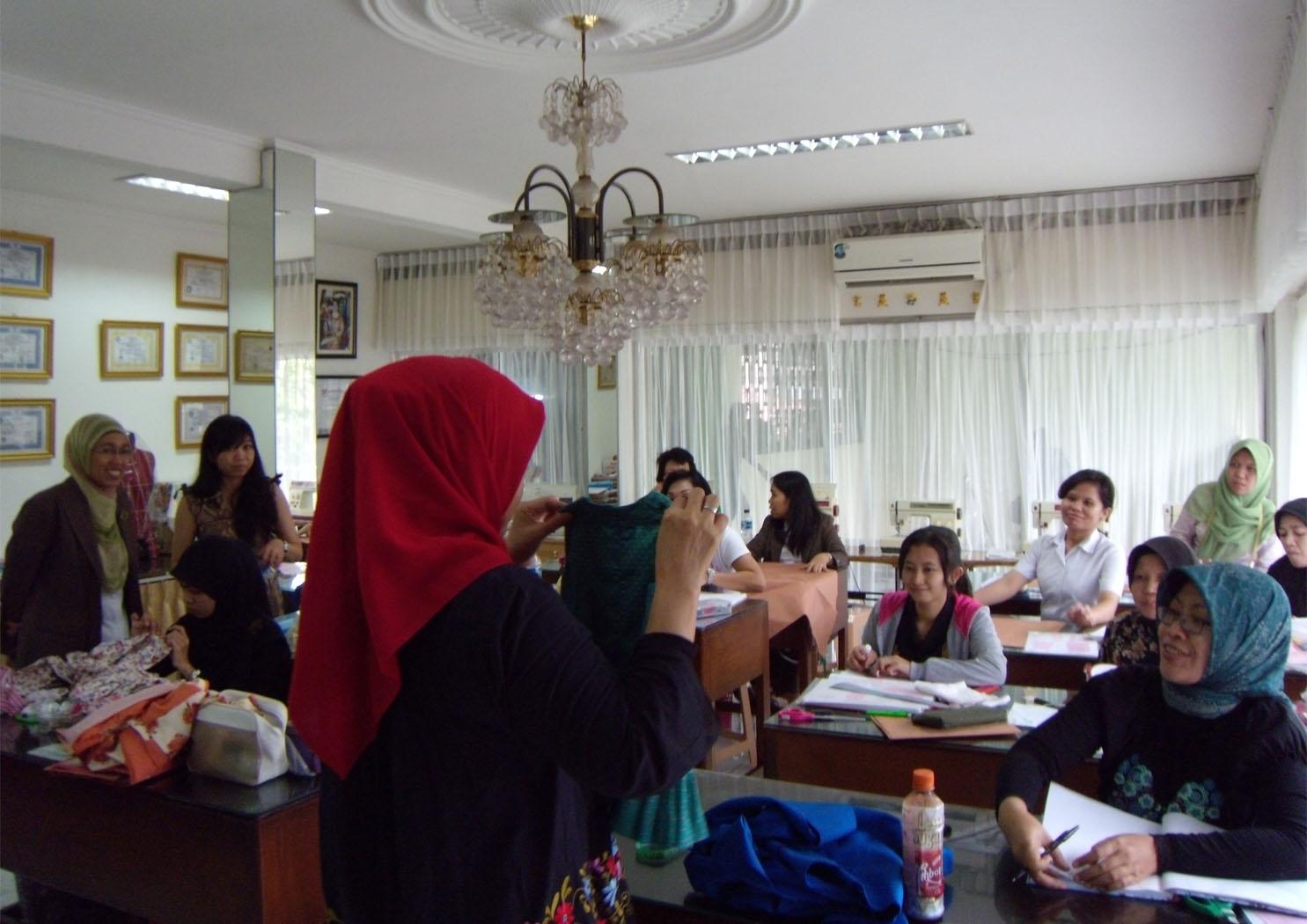 Kursus Menjahit di Jakarta dengan Pendekatan Belajar Individu