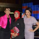 Coffee Break TVOne 2013, Kursus Menjahit Monalita